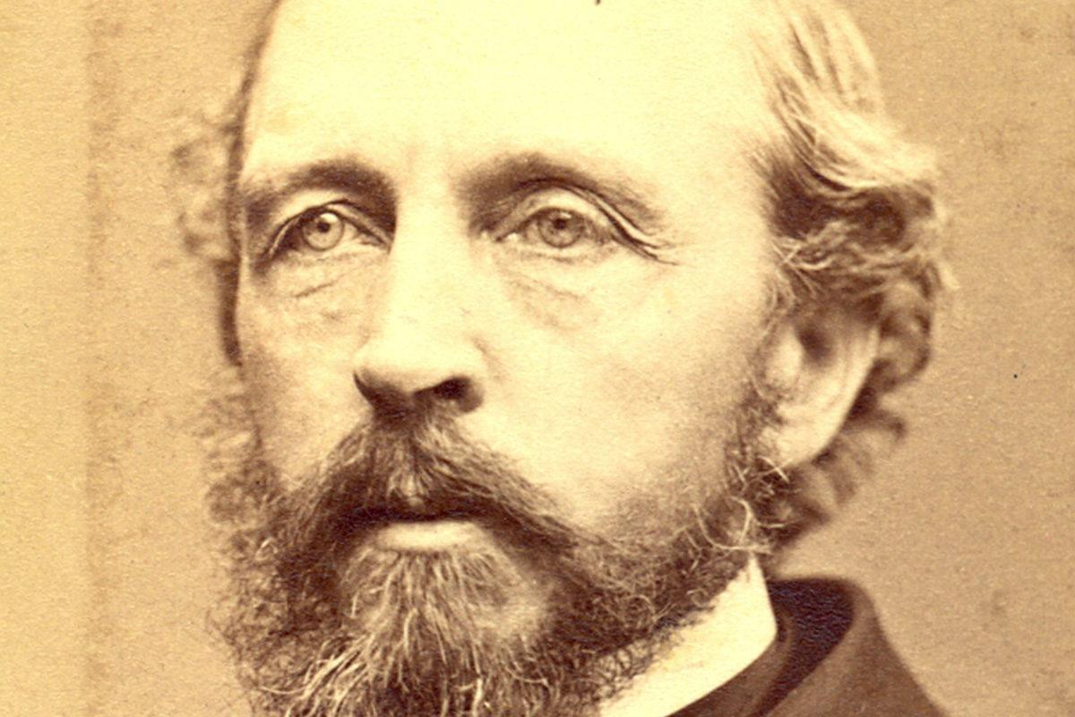 ALGER, William R.